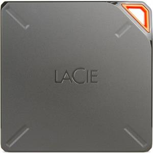 LaCie FUEL Wireless External Hard Drive 2TB